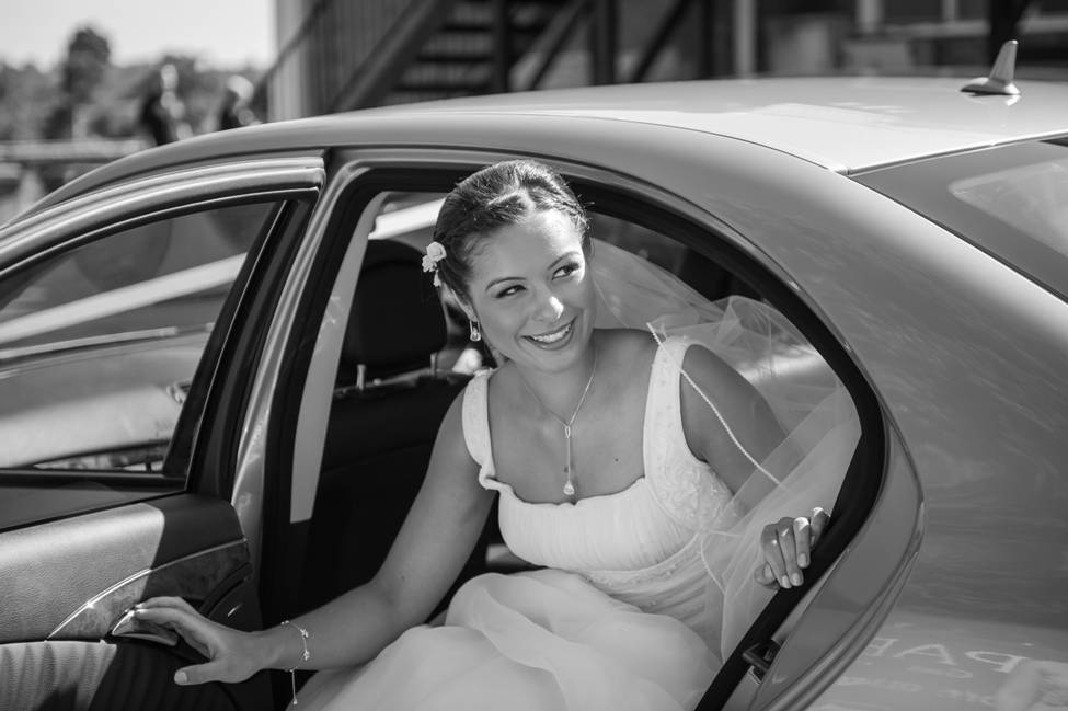 Wedding car hire in Haywards Heath