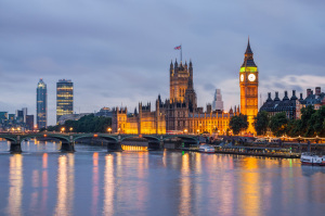 Chauffeur Services to London